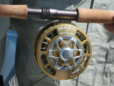 JackCharlton's Mako #9550 Fly Reel