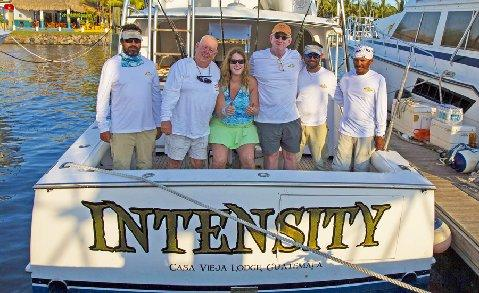Jerry and Valinda Coates, Sailfish School, January 19 2014, Intensity
