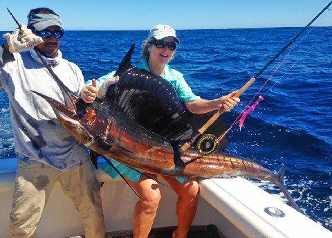 Valinda Coates Lap Dance, Sailfish School January 17 2014 Vessel Intensity Jake Jordan's Sailfish School Guatemala