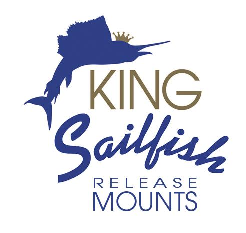 King Sailfish Mount Logo