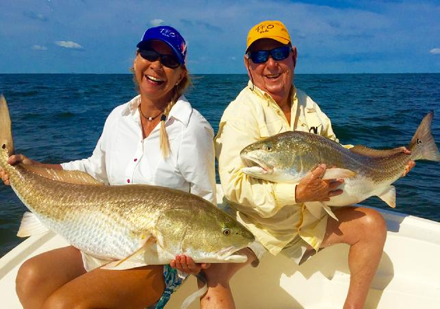 One of 3 sets of double Drum for Wanda and Jake, Down East Guide Service Captain George Beckwith!